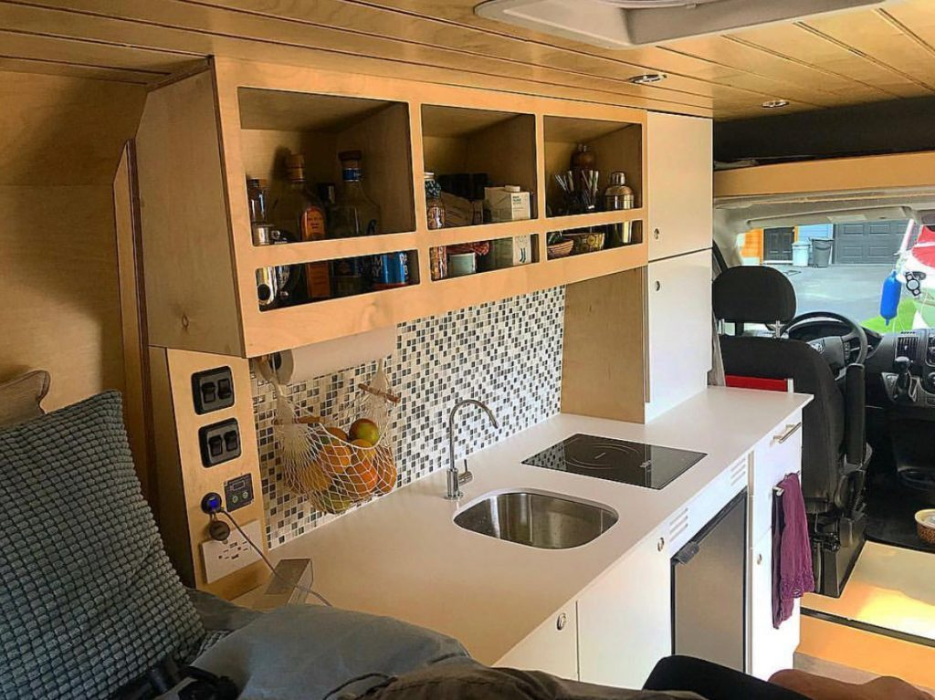 van life ideas - kitch 2