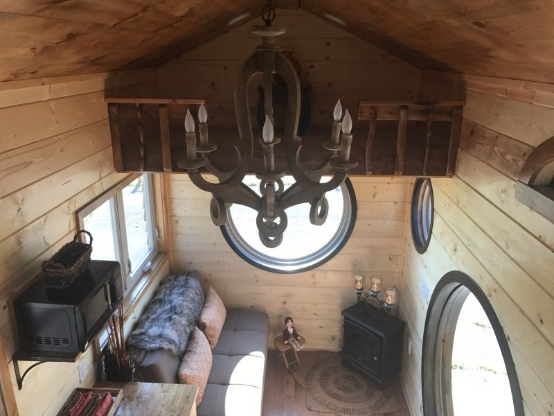 affordable tiny homes - hobbit hole 1