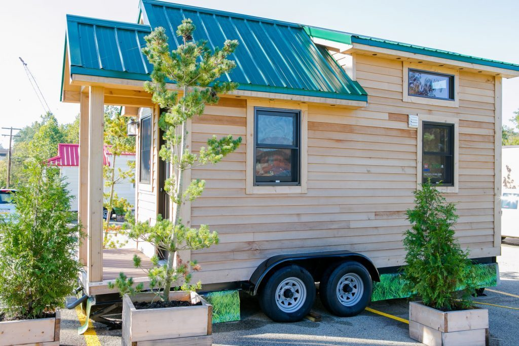 affordable tiny homes - roving 1