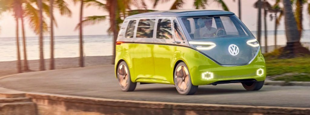 eco campervans - buzz vw