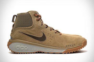 nike hiking shoe - feature