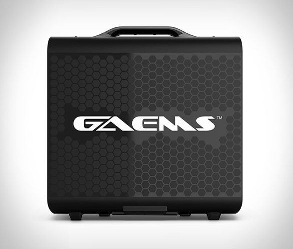 sentinel portable gaming station - gaems