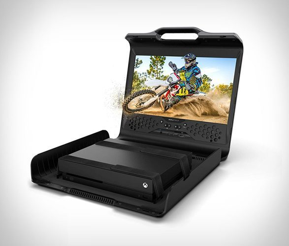 sentinel portable gaming station - feature