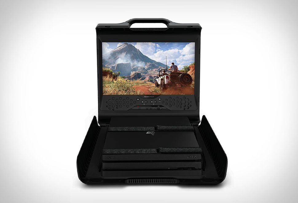 sentinel portable gaming station - face off
