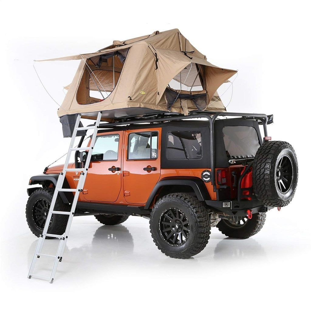 best rooftop tents - smitty 2