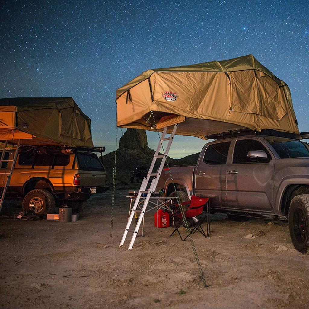 best rooftop tents - tuffstuff