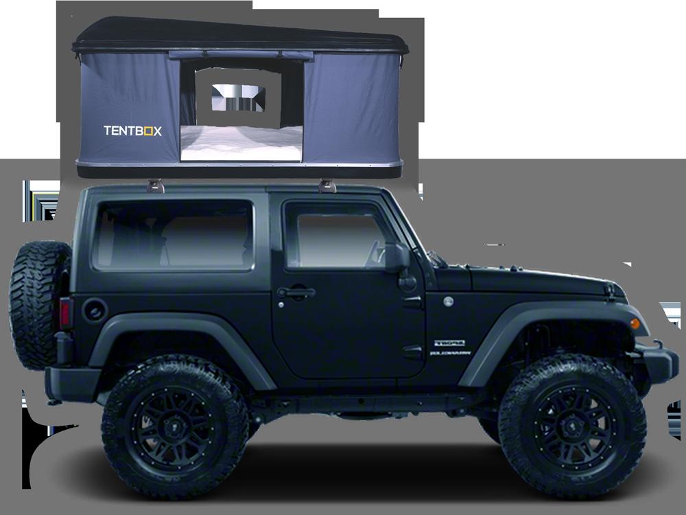 best rooftop tents - tentbox