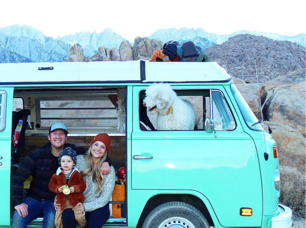 van life influencers - buscation