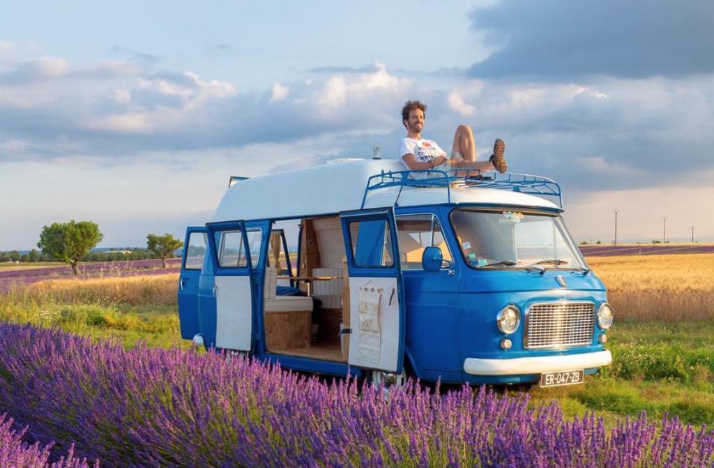 van life influencers - sweetvanlife
