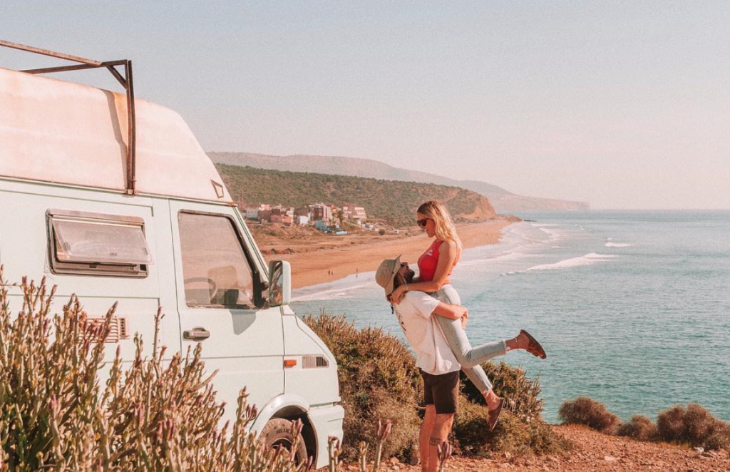 van life influencers - slownsteadylivin