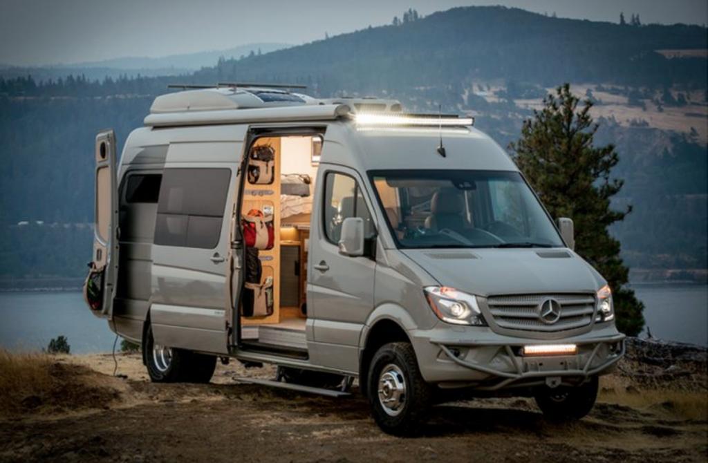 Sprinter Van Life Why A Sprinter Van Makes The Perfect