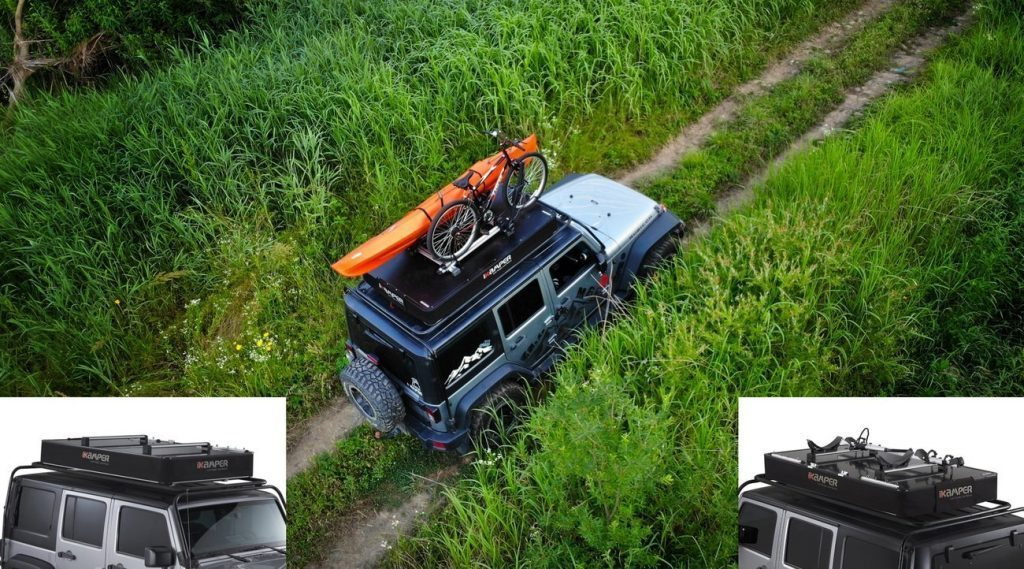 best rooftop tents - cover