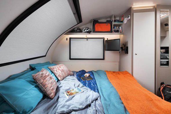 base camp - bed