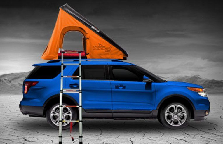 best rooftop tents - roost