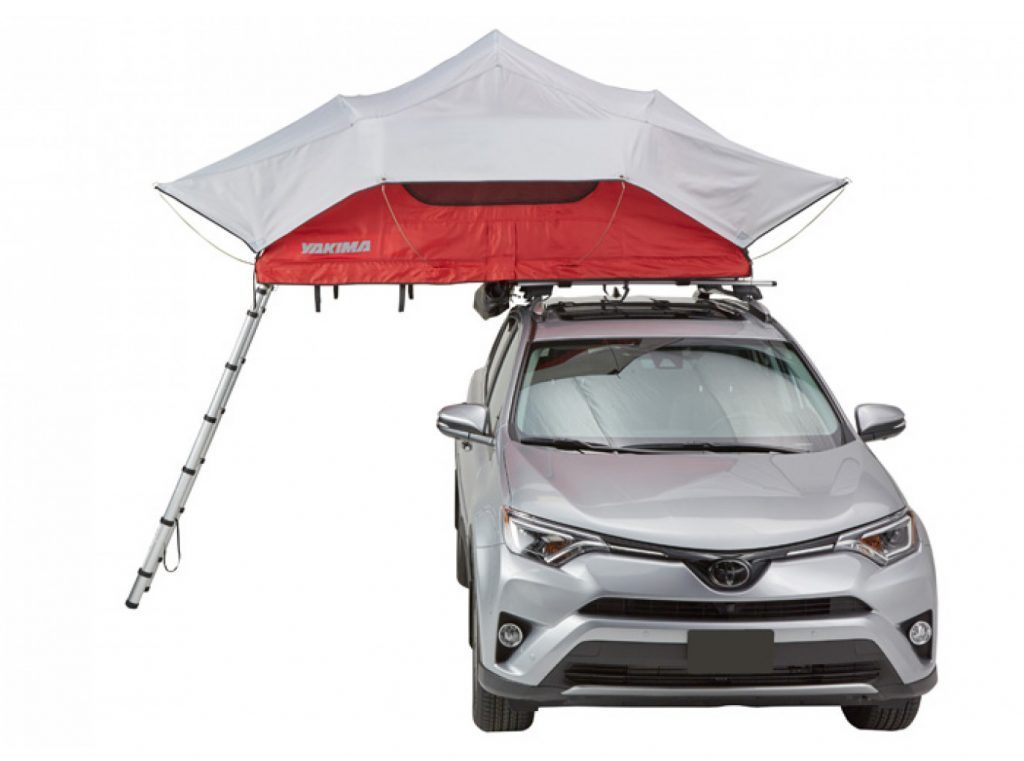 best rooftop tents - yakima