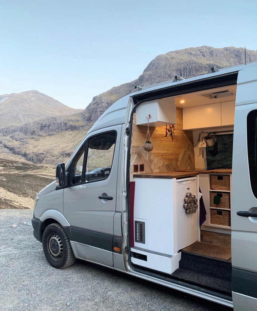 sprinter camper van - tothemountains
