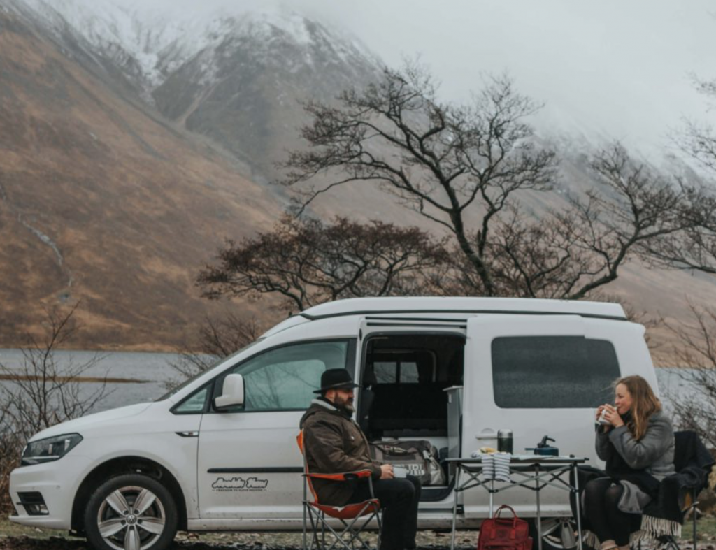 Micro Campers - Rockin Vans