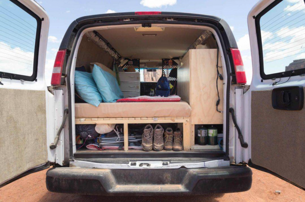 Micro Campers - DIY