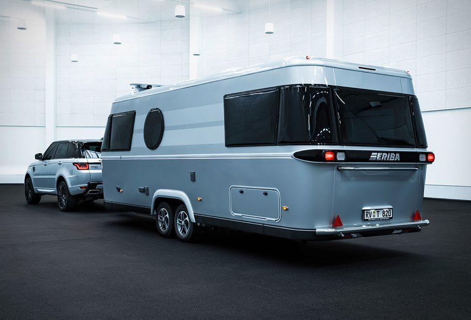 best caravans - eriba