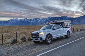 Pop up camper - four wheel camper
