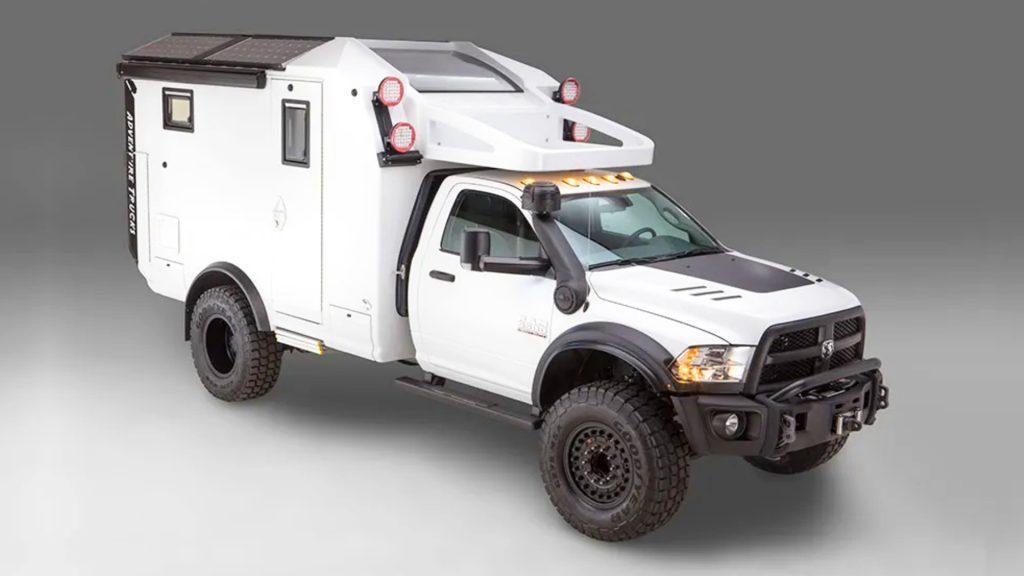 globalx truck most expensive campervan