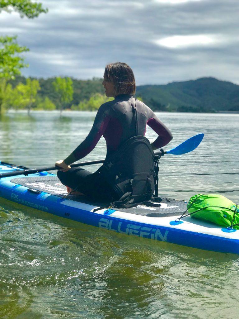 bluefin paddleboards - kayak rose