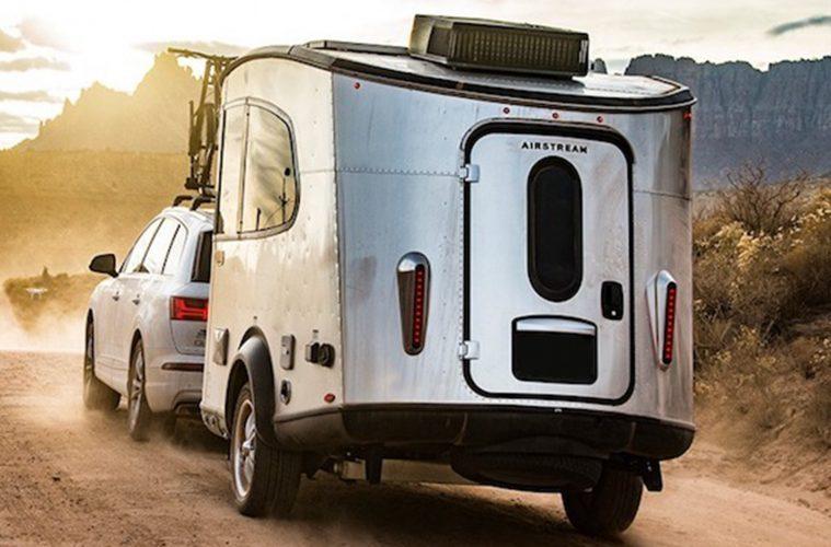 camper trailer basecamp