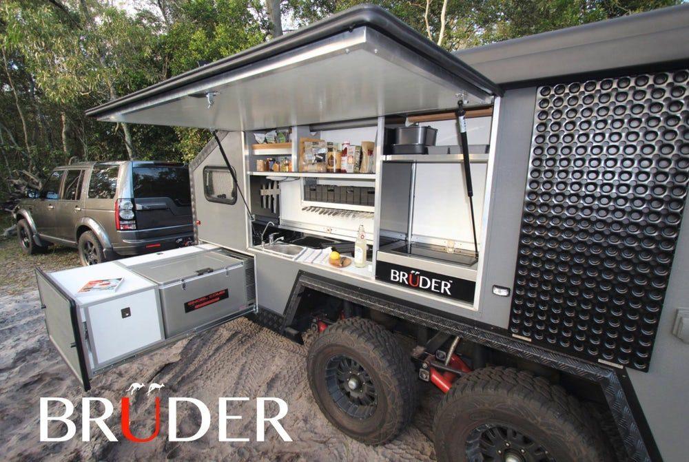 bruder camper trailers