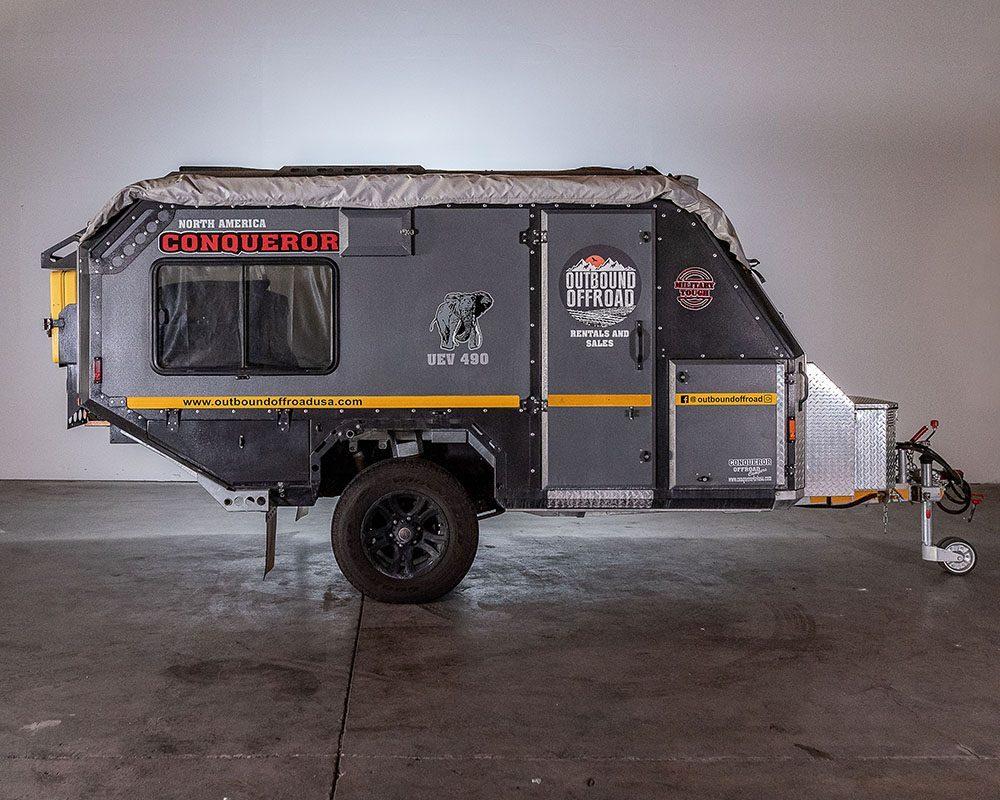 camper trailers conqueror