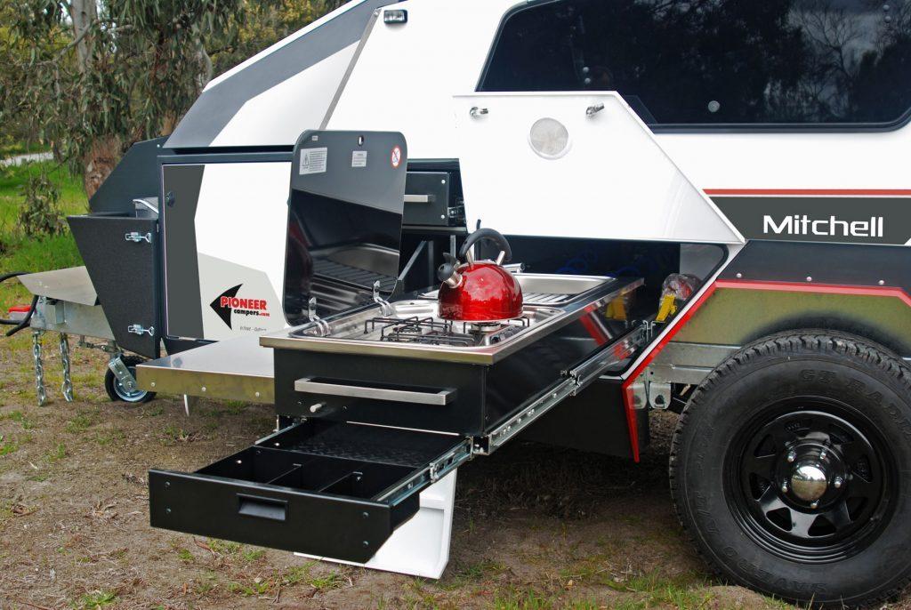 mitchell camper trailers