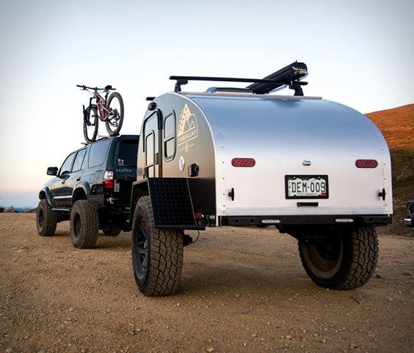 camper trailers timberleaf