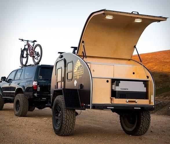 camper trailers pika