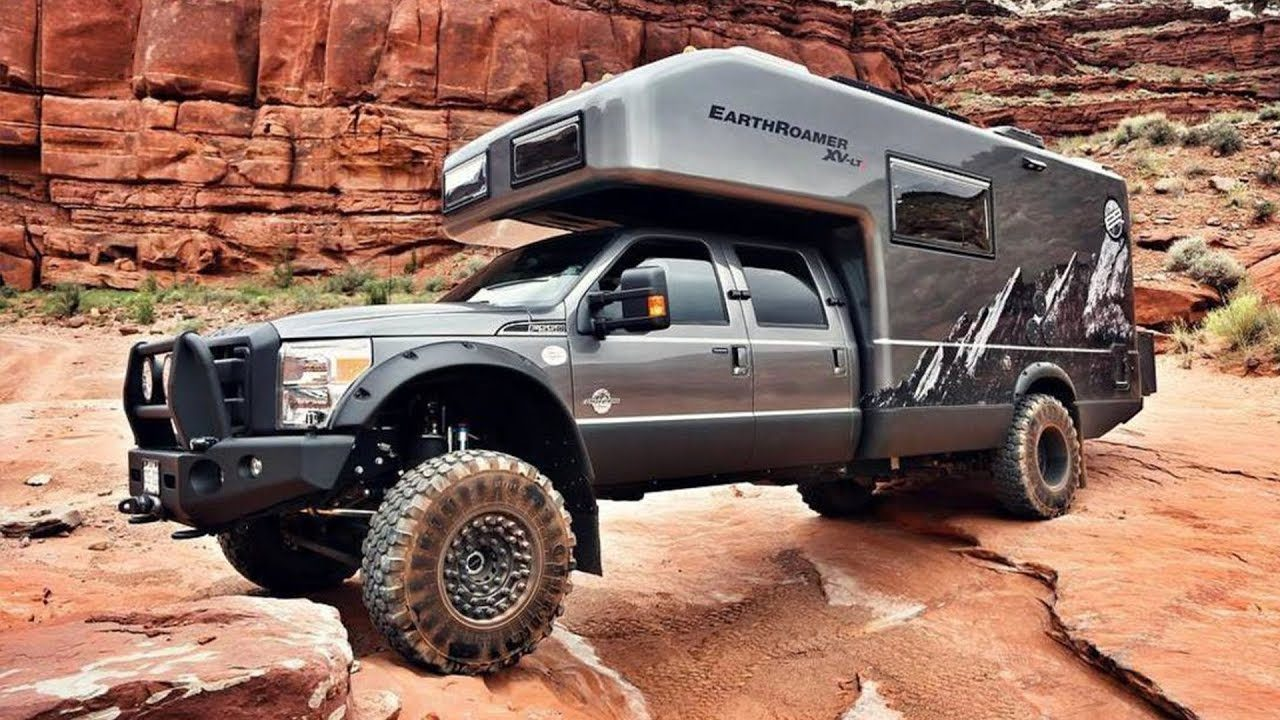 500 000 Earthroamer Camper Is A Luxury Hotel On Wheels