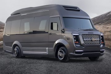 Feature Image showing Finetza camper luxury RV