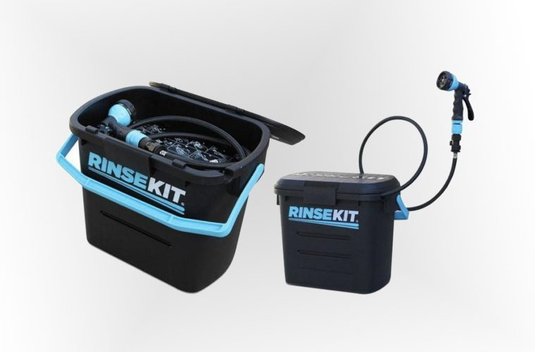 rinsekit best portable showers