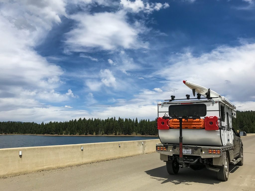 Pop Up Truck Campers - Prosser Dam
