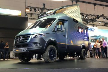 Hymer Vision Venture
