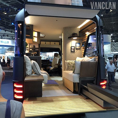 hymer vision venture exterior