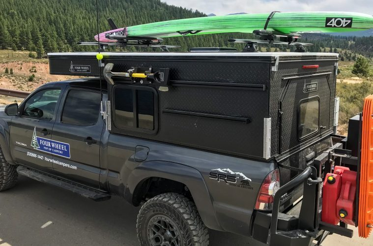 Project M Review Four Wheel Camper S Latest Pop Up Truck