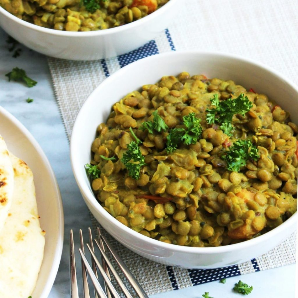 daal in a bowl