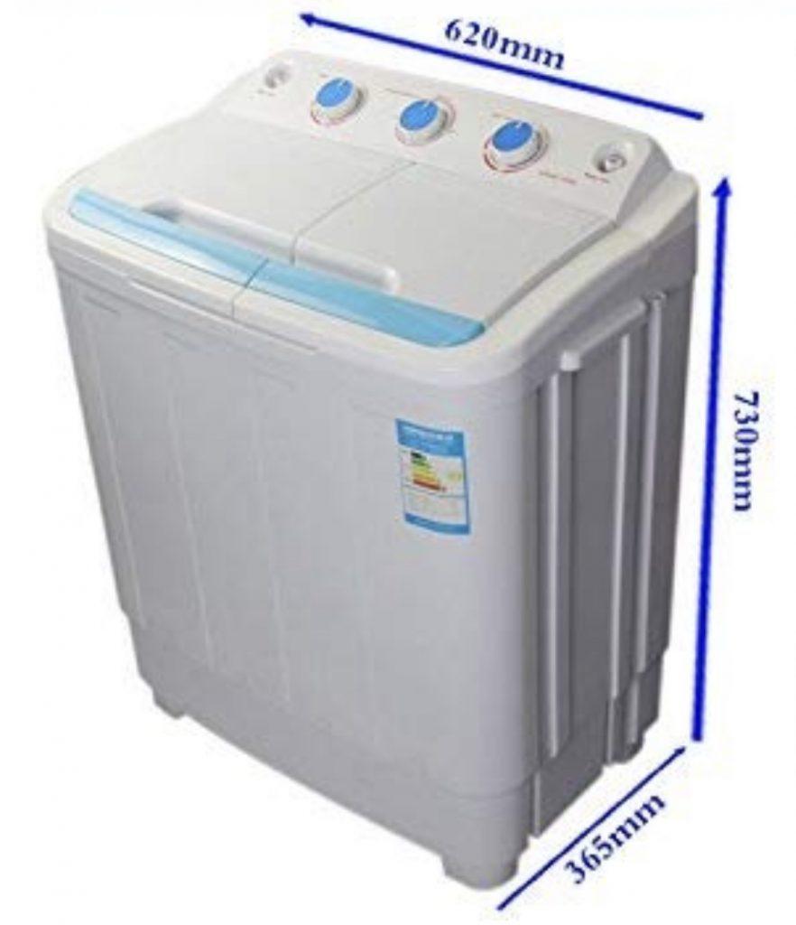 The portable washing machine