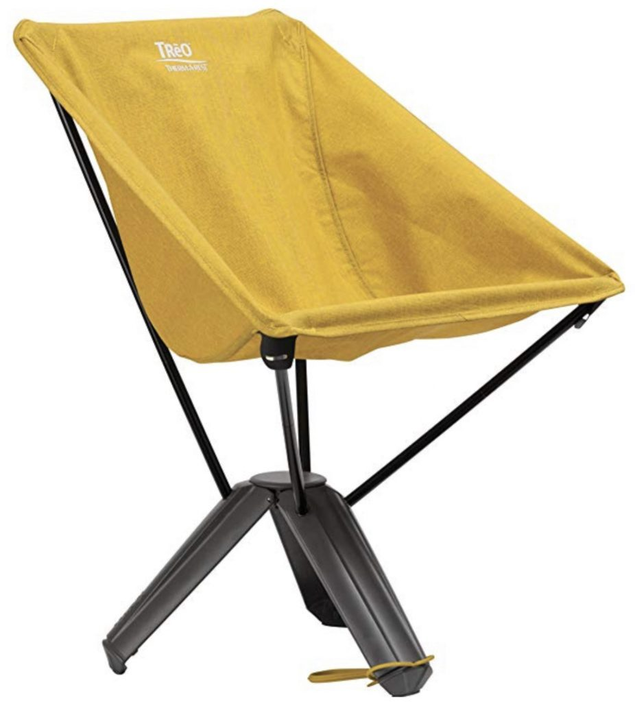 Best camping chairs - yellow tree chair