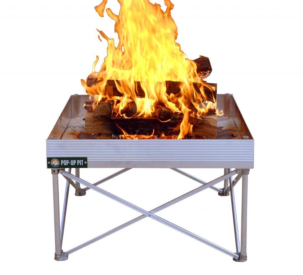 portable fire pit from fireside outdoor