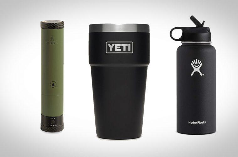best camping flasks