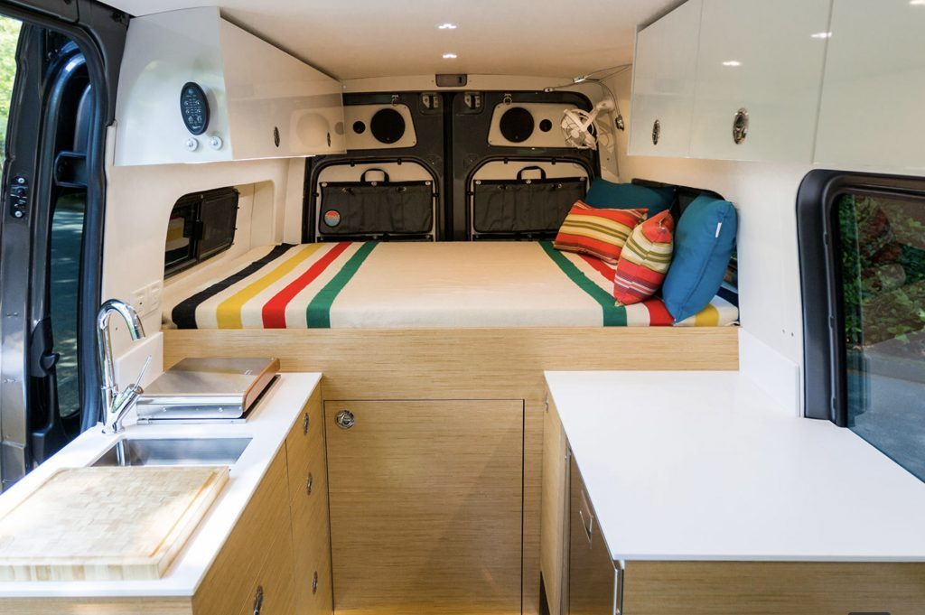 Indie the camper conversion