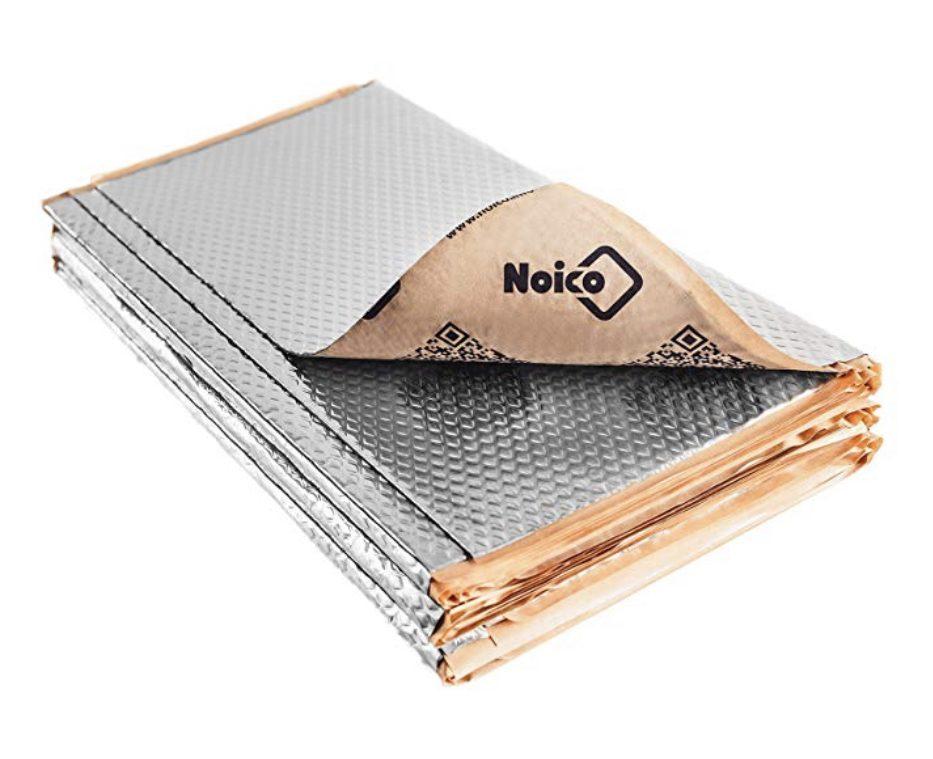 Roll of noico sound deadener