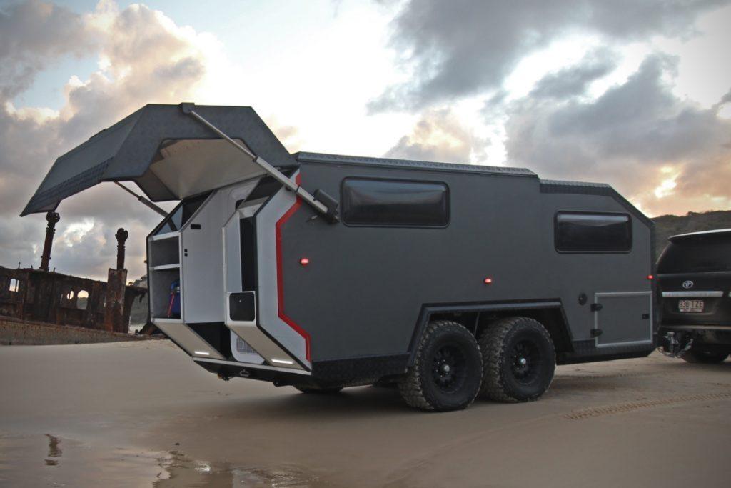 bruder travel trailers