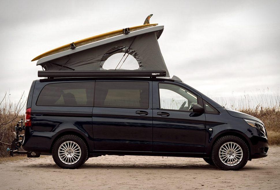 Mercedes Metris Weekender Camper Wants To Compete With VW