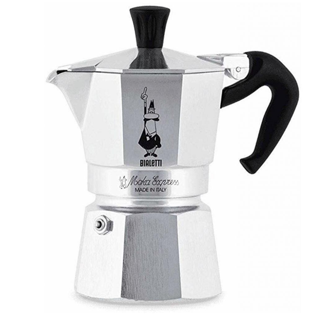 Best RV accessories - Bialetti espresso maker