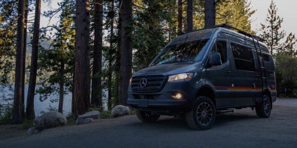 Best Adventure Vans - MODE exterior